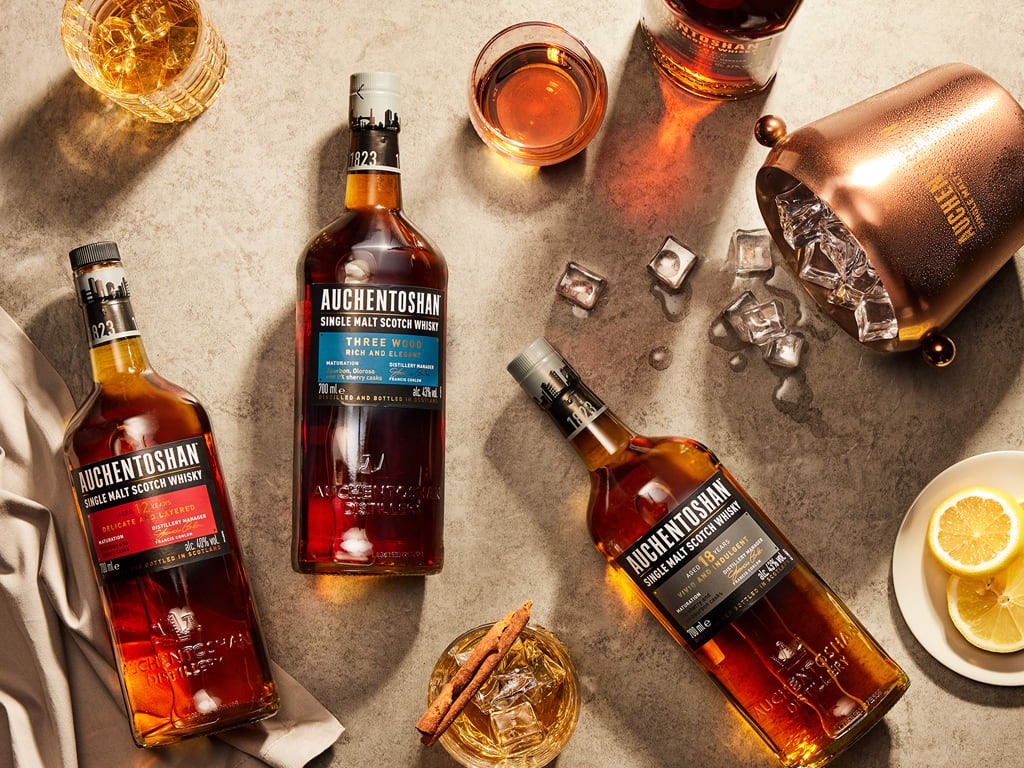 A sip into your new lifestyle: Auchentoshan invites satisfying micro moments
