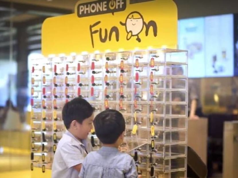 Commentary: When should children be allowed to have their own mobile phones?