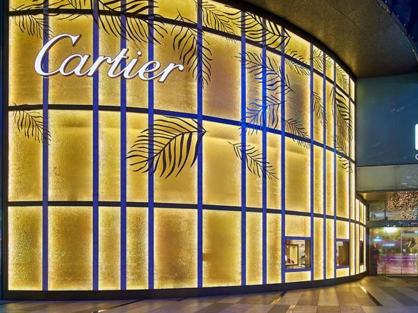 Cartier's ION flagship is now the size of 10 HDB flats and features Peranakan artefacts