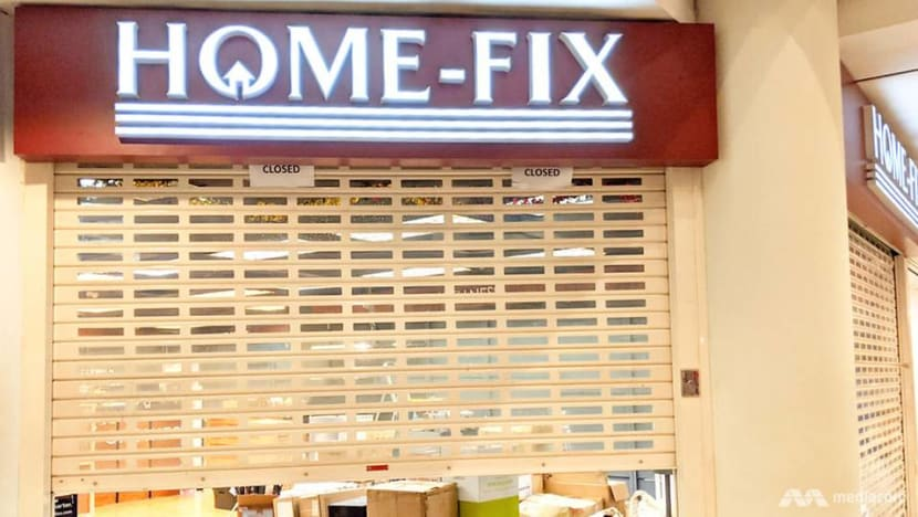Store closures an end of chapter, but Home-Fix to come back in a very different form: Co-founder