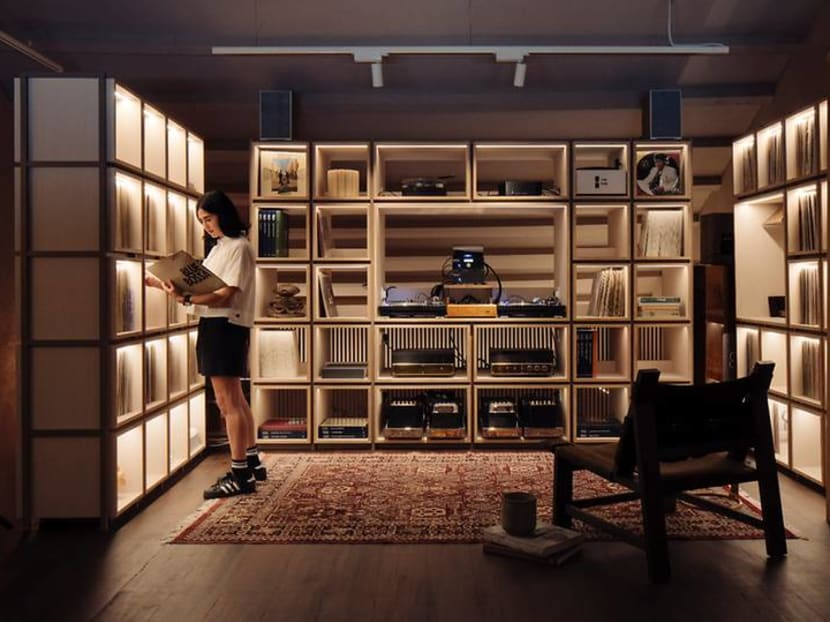 The new Singapore restaurant with 3,000 vinyl records and the most dangerous wine in the world