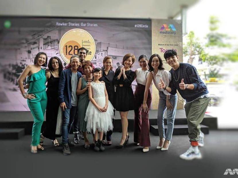 New local drama has characters speaking English, Mandarin, Malay and Tamil