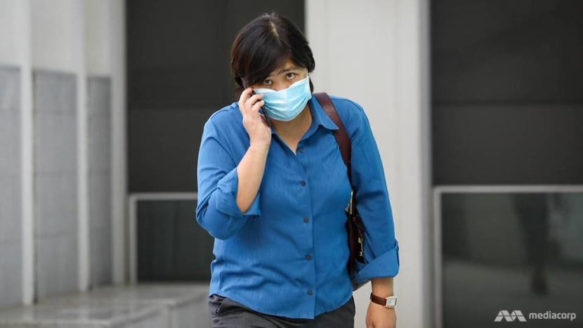 Woman seen on video not wearing mask asks AGC to drop charges, claims errors in investigations