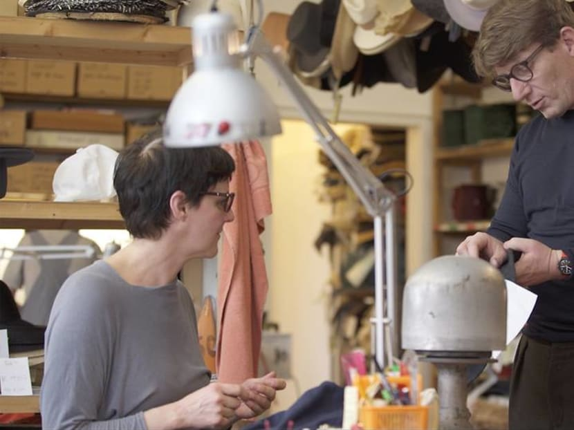 In Vienna, this entrepreneur keeps the family business going one hat at a time