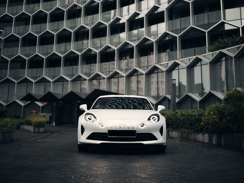 The sports car that's less expensive than a Porsche but more exotic