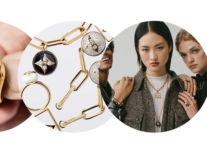 How Louis Vuitton's new jewellery line champions freedom and femininity