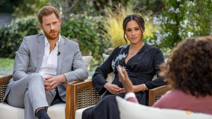 Commentary: Harry and Meghan are made for Hollywood, not royalty