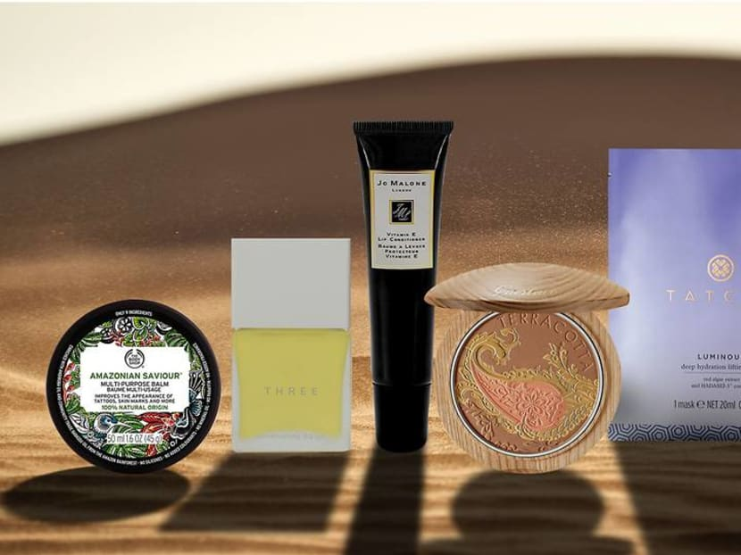 More than sunscreen: The skincare essentials to pack for your summer getaway