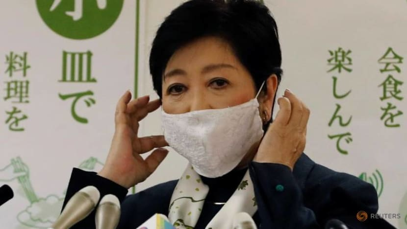 Tokyo governor says Olympics facing 'major issue' after Mori's sexist remarks