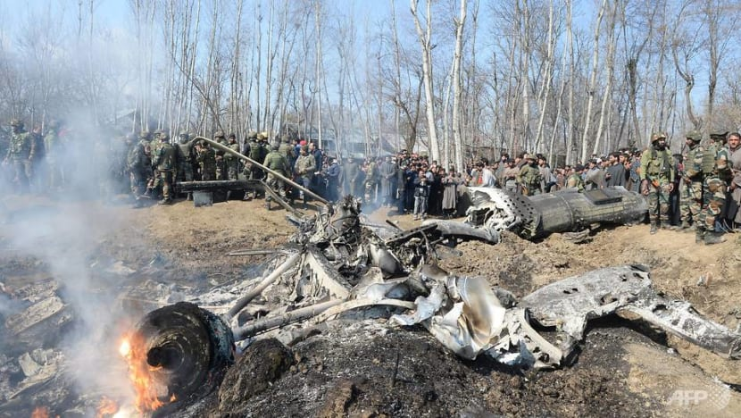 Pakistan says it shot down 2 Indian jets in Kashmir, India confirms one pilot missing