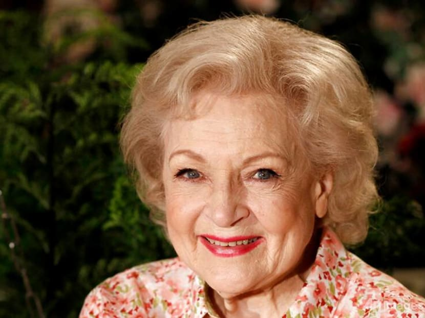 'I can stay up as late as I want': Comedian Betty White marks 99th birthday