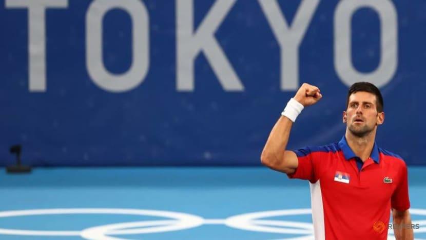 Tennis: 'Pressure is privilege' for history-chasing Djokovic