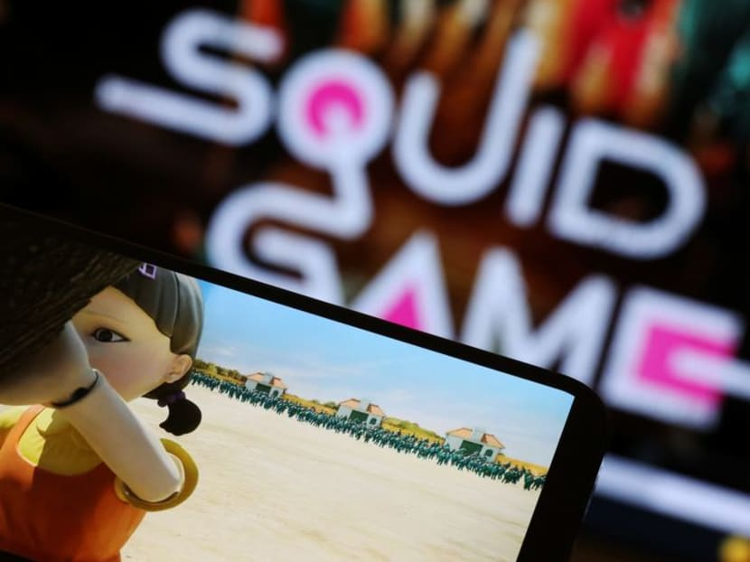 Lethal kids games drive viral fame of Netflix series Squid Game