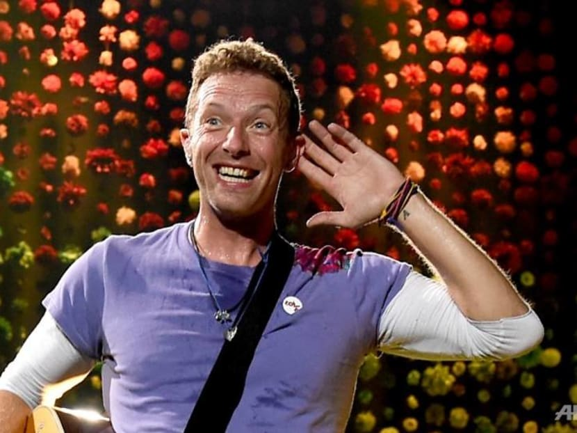 Coldplay announces new double album with typewritten note to fans
