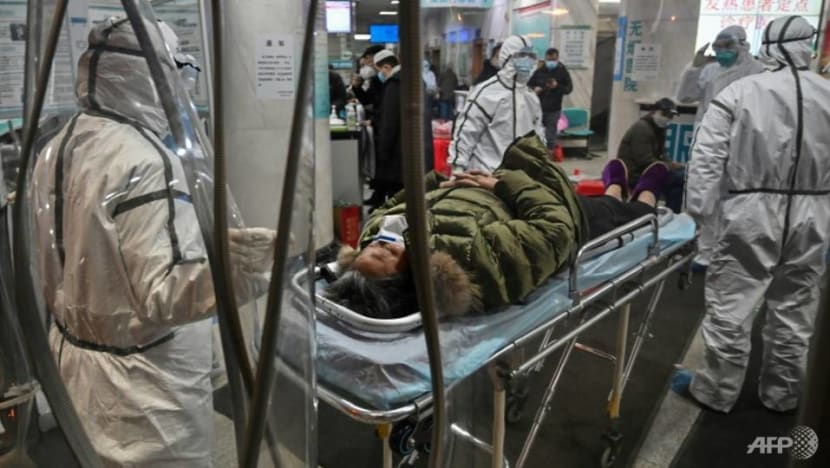 China reports 97 new deaths from coronavirus, bringing toll to more than 1,100