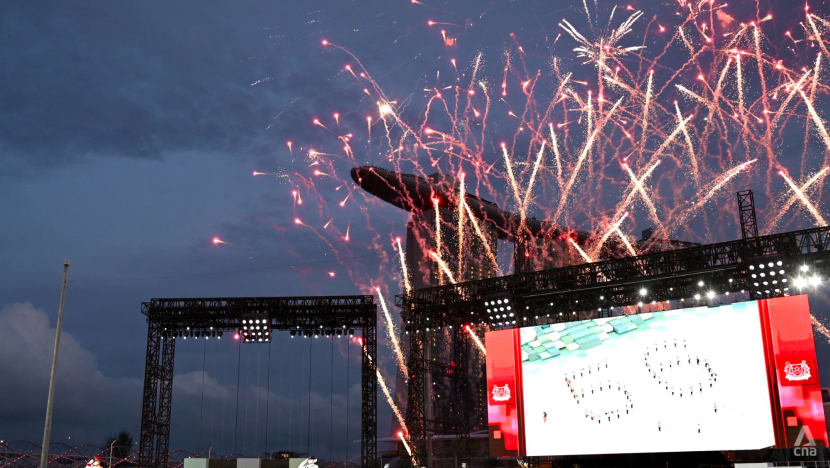 NDP 2021: Singapore spirit on display as nation holds belated 56th birthday celebration