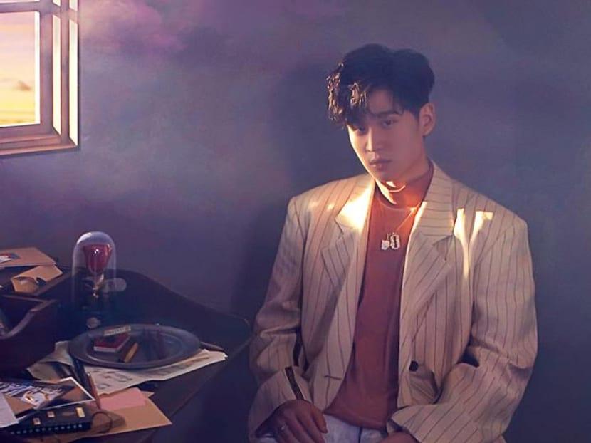 Mandopop singer Eric Chou to perform in Singapore on Dec 14