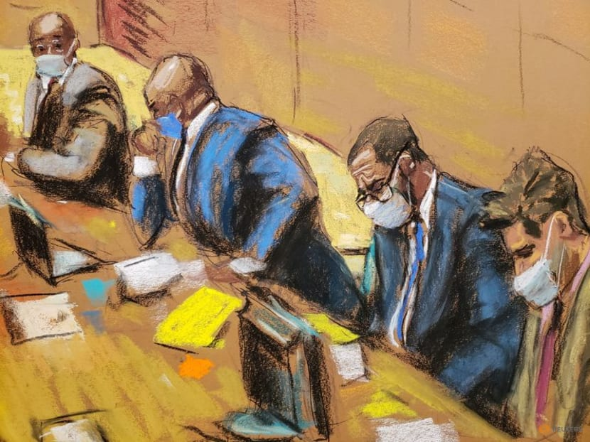 5 key moments from the R Kelly sex abuse trial leading up to conviction