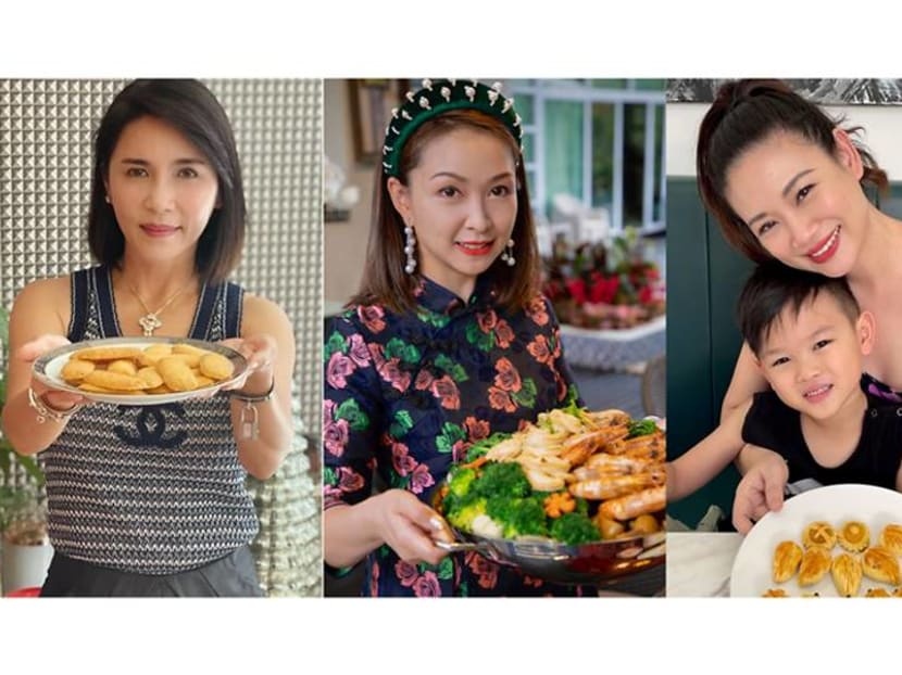 Whip up a feast this Chinese New Year with recipes from Singapore's society ladies