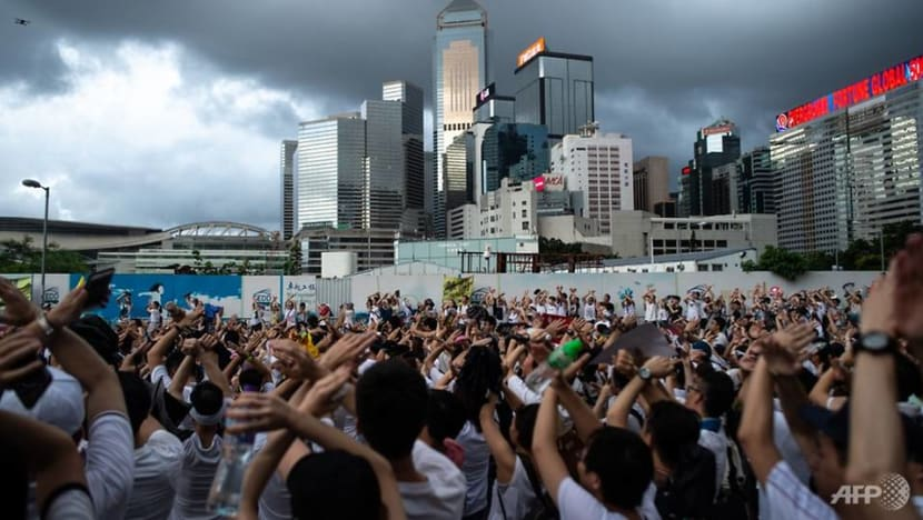 Hong Kong backs down on proposed extradition law after massive protests