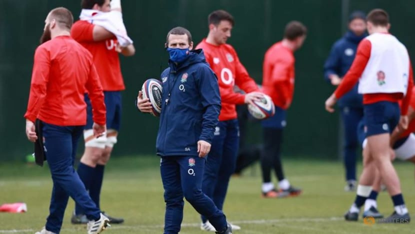 Rugby: Amor and Ryles leave roles in Jones' England coaching team