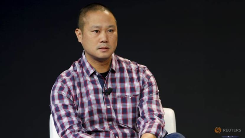 Smoke inhalation complications cause of death for former Zappos CEO Tony Hsieh