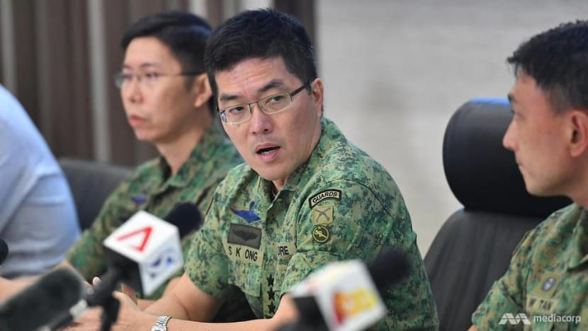Aloysius Pang death: Our responsibility to ensure safety of our children, says Chief of Defence Force