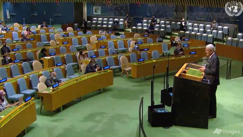 Commentary: Is COVID-19 the final straw for the United Nations?