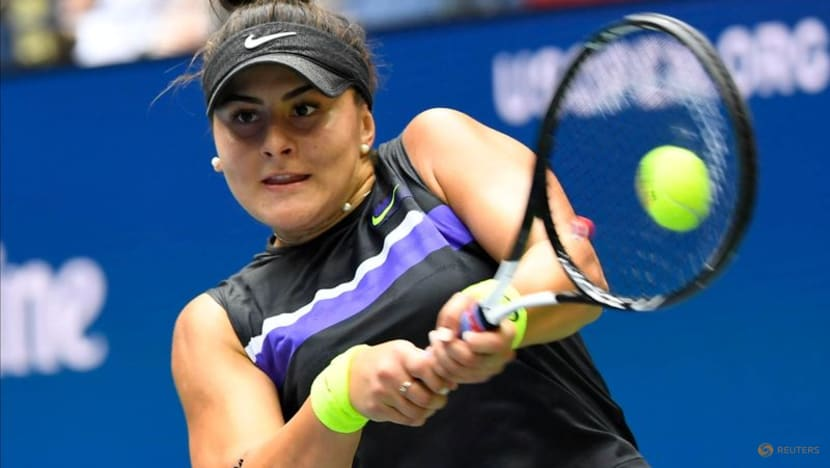 Tennis - Andreescu hoping her return to US Open marks a return to form