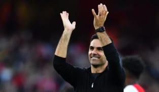 Arteta salutes fans as feelgood factor returns to Arsenal