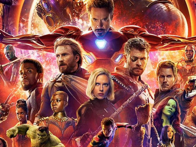 Watch: Marvel releases Avengers 4 trailer – and Hawkeye's back with a new look