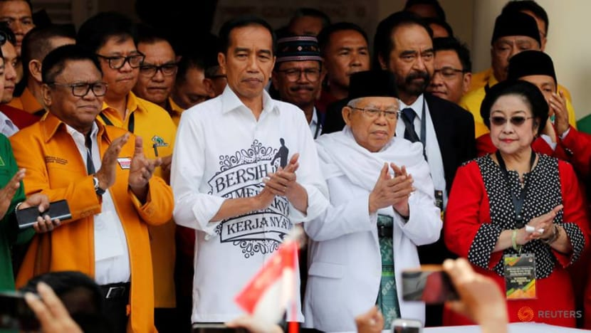 Indonesian President Jokowi's running mate: A Muslim cleric once seen as a hardliner