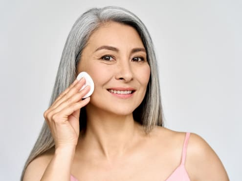Sun spots and wrinkles: A dermatologist's tips on caring for your menopausal skin