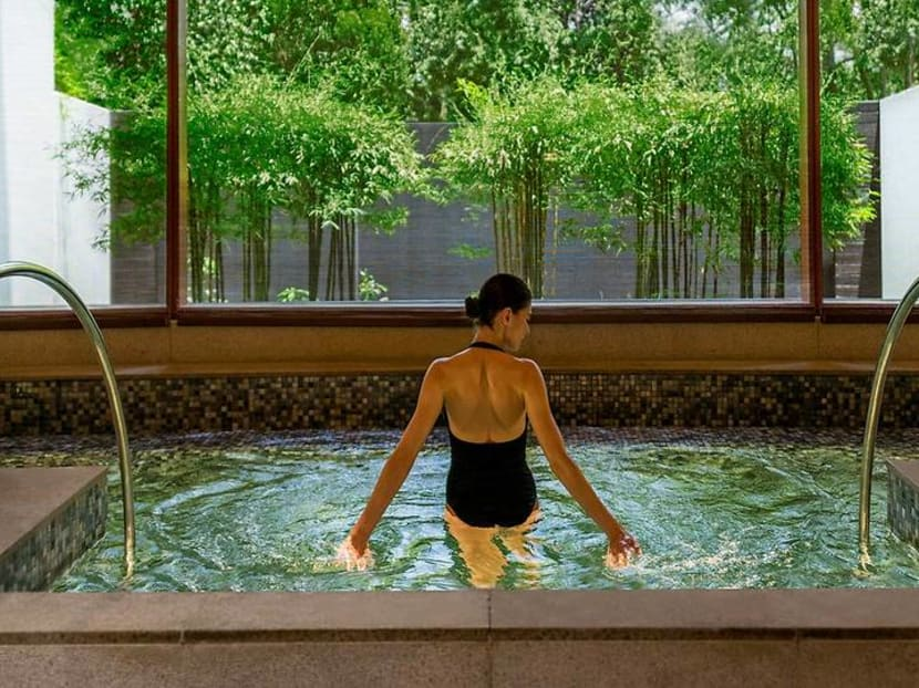 Suffering from a sore neck and shoulders? Try these soothing spa treatments