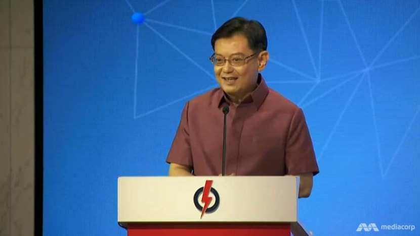 PAP must 'abide by the principles' which won it the trust of Singaporeans: DPM Heng