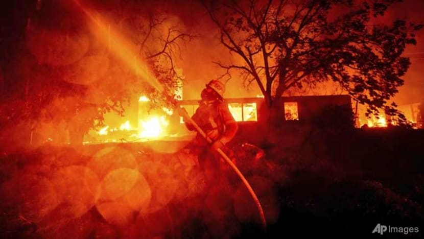 More fires and evacuations in weary California