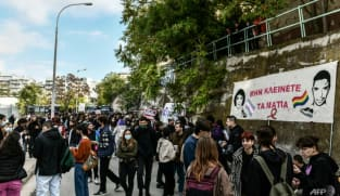 Killing of Greek LGBTQ activist was 'hate crime', family says