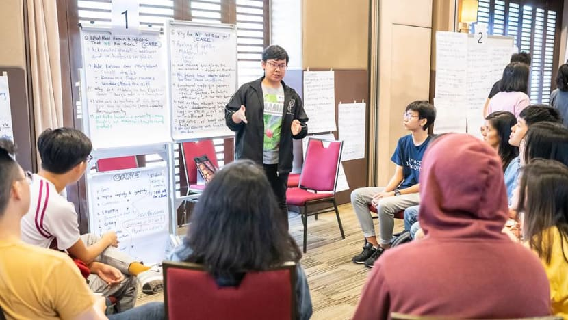 Mental health, job opportunities among issues raised by youths in engagement sessions