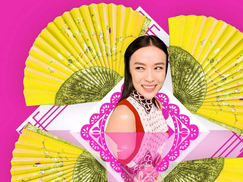 Bold and beautiful: Rebecca Lim sheds her insecurities and steps out of her comfort zone