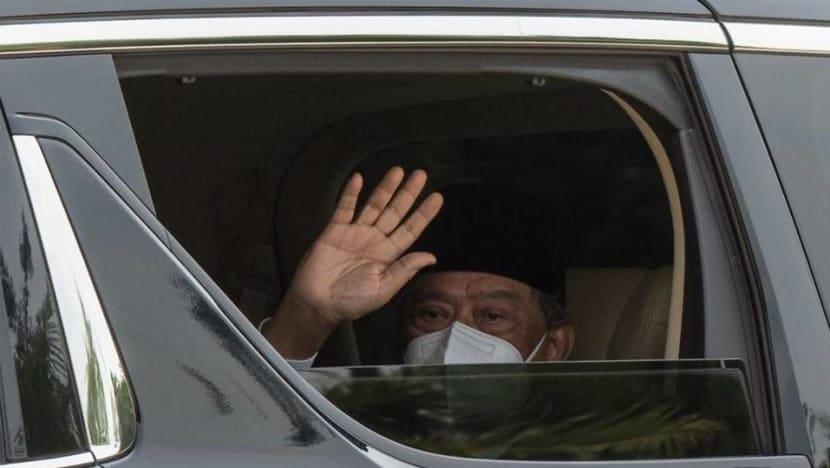 PM Muhyiddin meets Malaysian king following UMNO claim that he has lost parliamentary majority