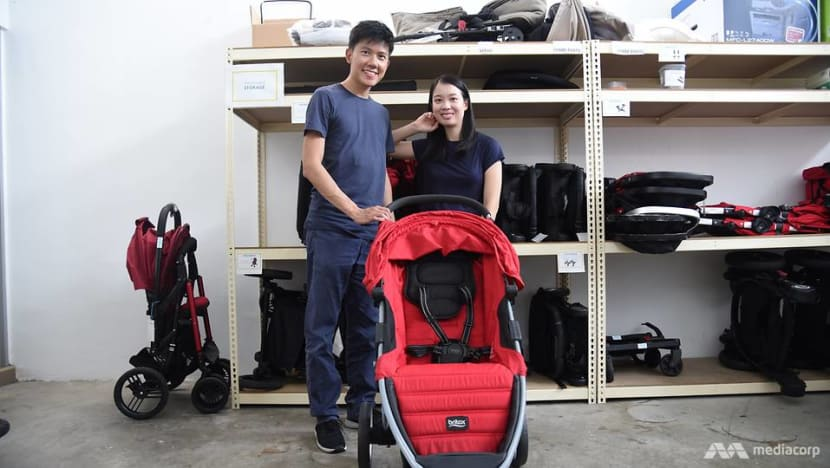 From wedding flowers to baby strollers, they are all available for rent