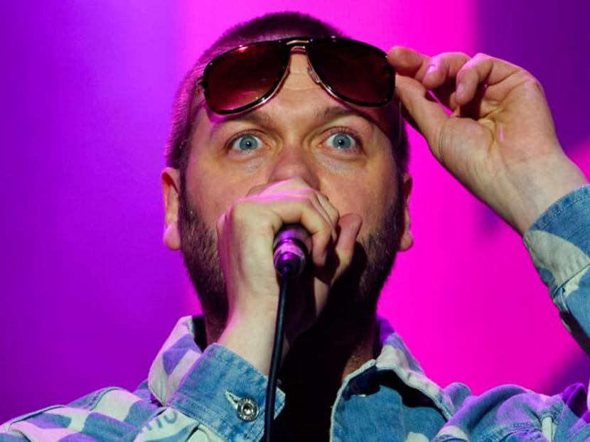 Singer Tom Meighan leaves British band Kasabian amid 'personal issues'