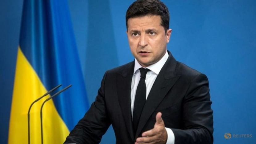 Ukrainian president fires head of the armed forces, citing disputes