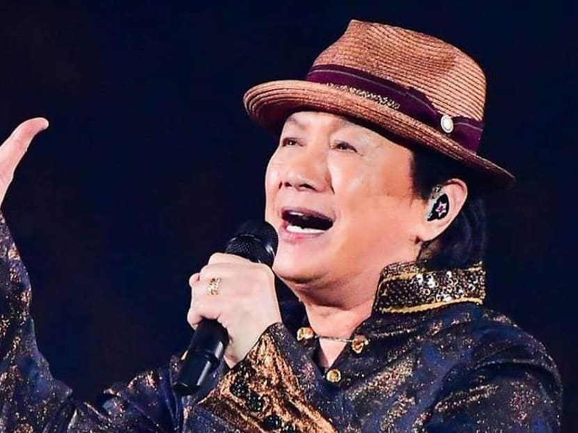 Sam Hui to perform free online concert to help those affected by COVID-19