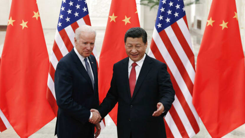 Commentary: It's engagement not containment of China that Joe Biden will focus on