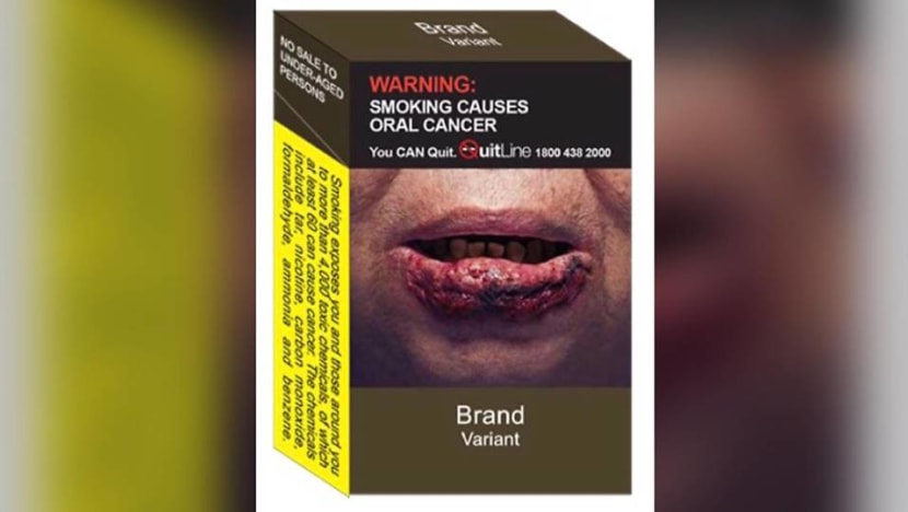Fine, jail for offenders who do not sell tobacco products in standardised packaging from July 2020