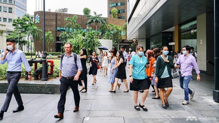 F&B, retail businesses in CBD feel pinch as people work from home amid coronavirus concerns