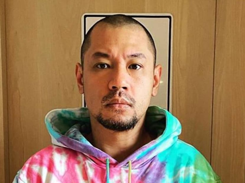 Taiwanese actor-comedian King Kong Lee reveals an ex-girlfriend cheated on him