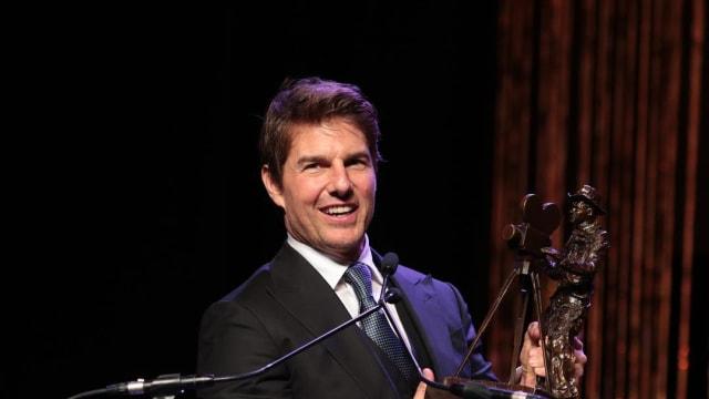 与美国太空总署合作 Tom Cruise上太空拍电影