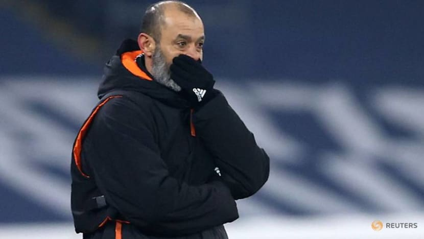 Wolves' Nuno to continue kneeling before matches